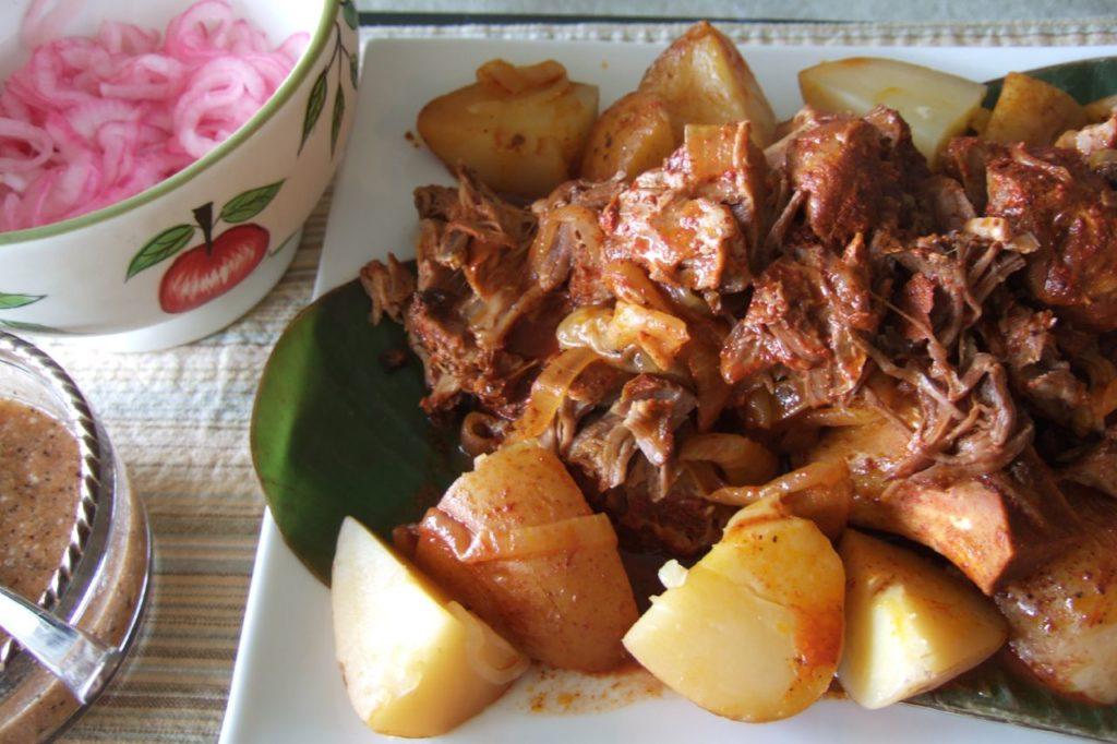 Cochinita Pibil - Playa del Carmen Gastronomy