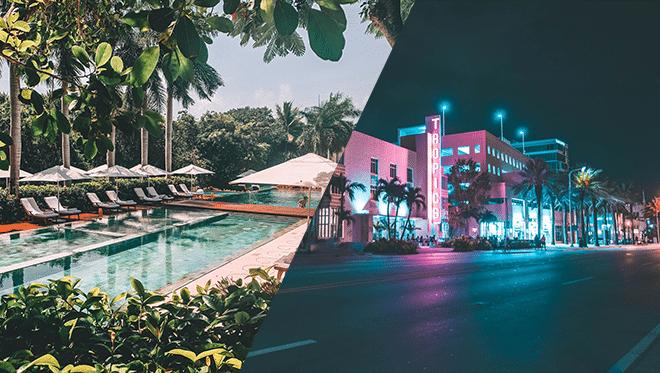Playa vs Miami Cost comparison