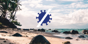 COVID-free beaches - are beaches open