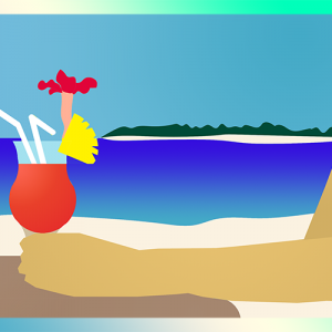 ilustracion playa normalidad 1000px